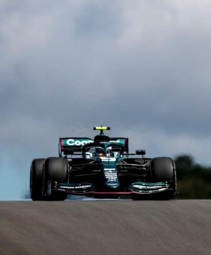 Sebastian Vettel Portuguese GP Friday