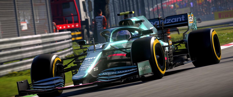 F1 Esports Game - Sebastian Vettel