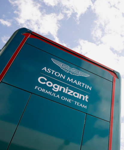 Aston Martin Cognizant Formula One™ Team