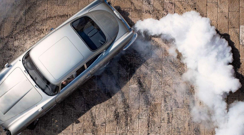 Aston Martin DB5: No Time to Die