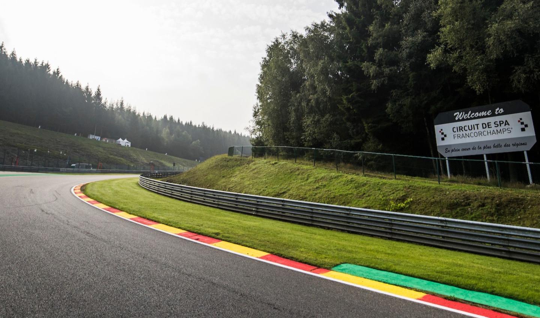 Belgian GP scenic