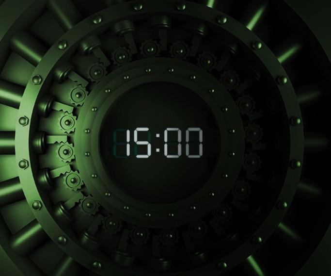 Unlock the Vault