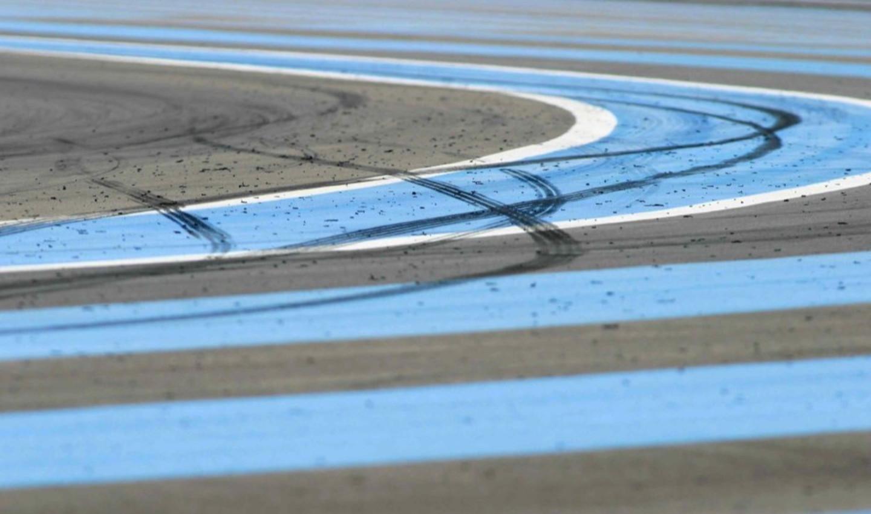 2021 French GP scenic