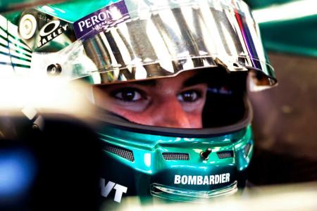 Lance prepares for qualifying in Baku