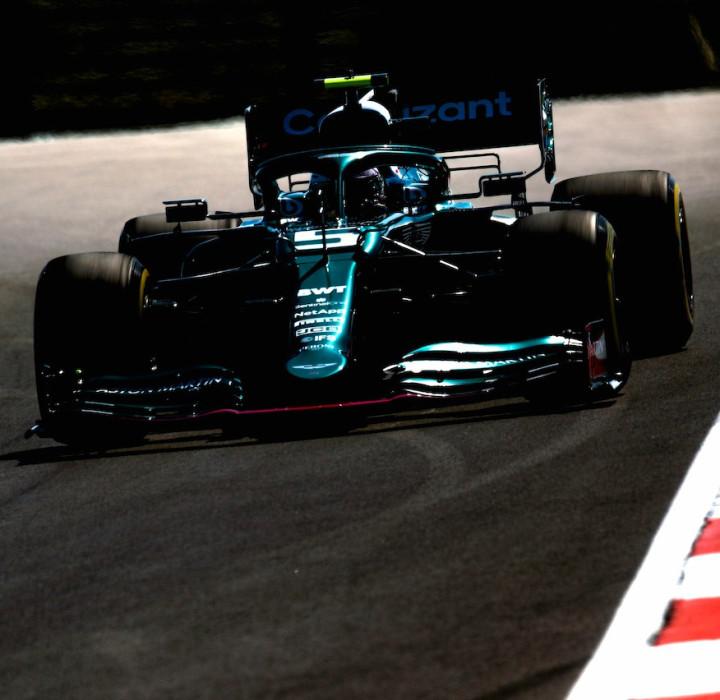Sebastian Vettel Portuguese Grand Prix