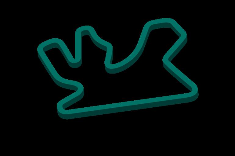 Qatar GP track map