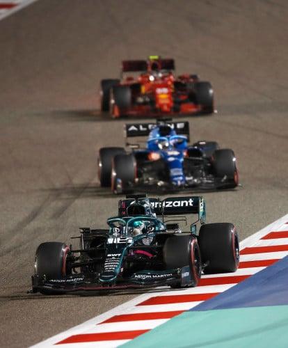 Bahrain GP Sunday 2021