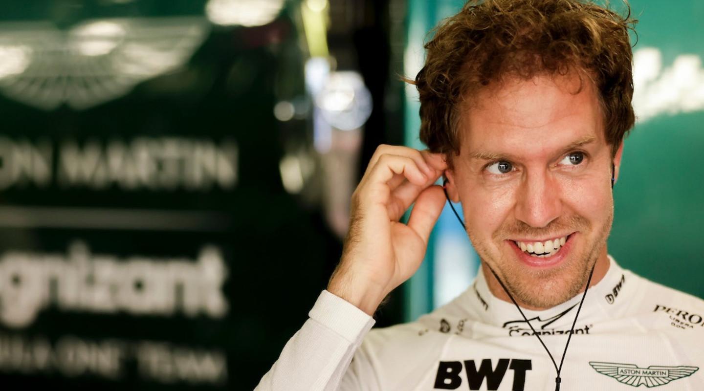 Sebastian Vettel, 2022 announcement