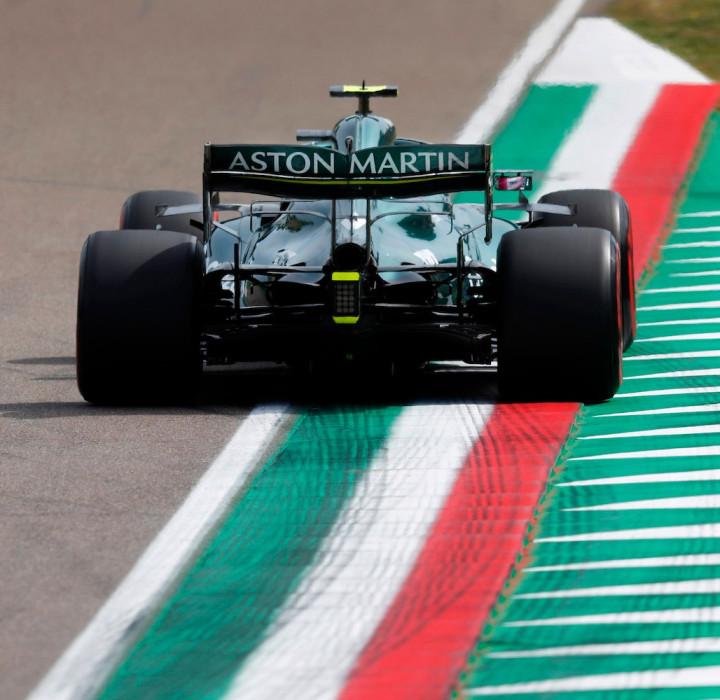 Emilia Romagna GP Race stats widget image