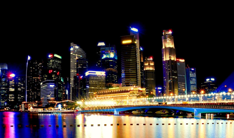 2021 Singapore GP scenic