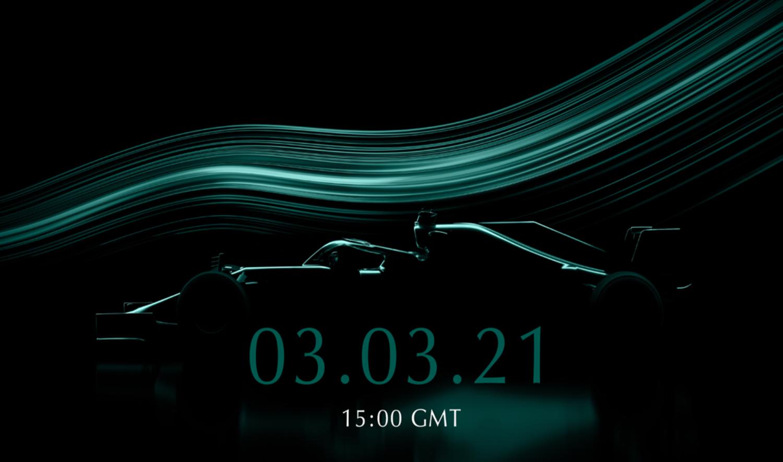 Aston Martin F1 Team Save The Date Unlockthevault