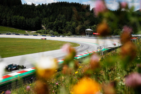The hills are alive with the sound of Formula One in Styria