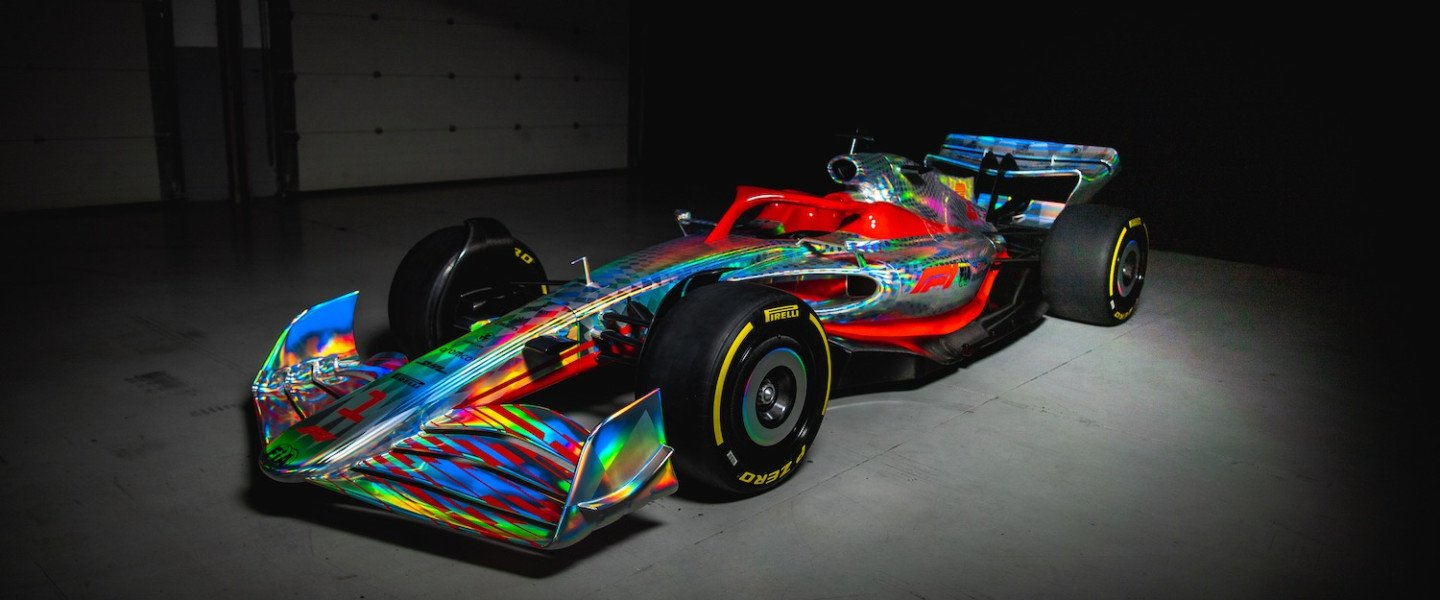 Formula One will have winglets over the wheel for the first time