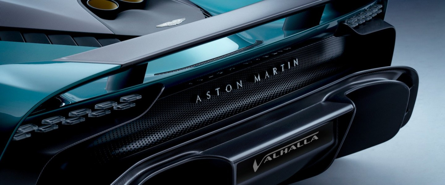 The Aston Martin Valhalla is the next step in Project Horizon
