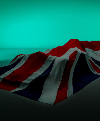 Union Jack AMR21 cover