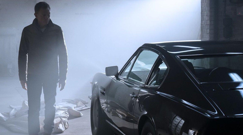 Aston Martin V8: No Time to Die
