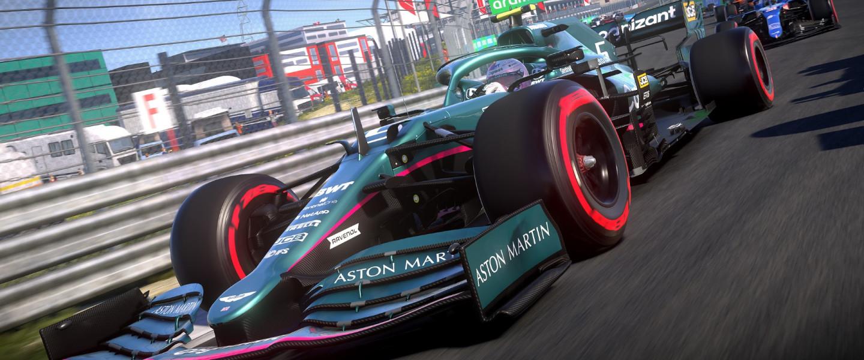 F1 Esports Game - Sebastian Vettel Netherlands