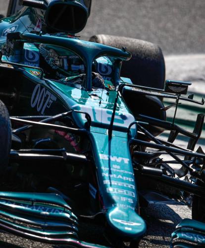 Lance Stroll, 2021 Italian Grand Prix