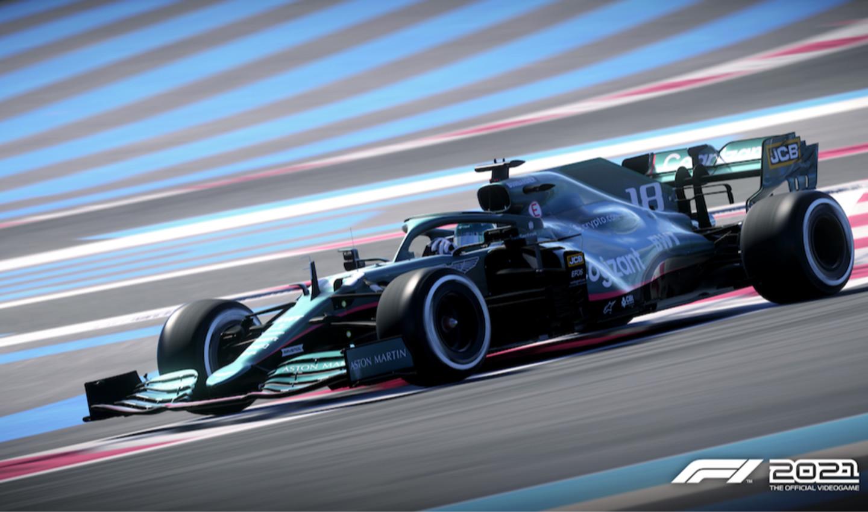 F1 Game - LS