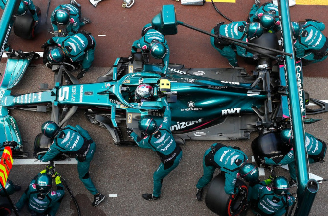 Swift work from the pitcrew and pitwall proved key to the Monaco result