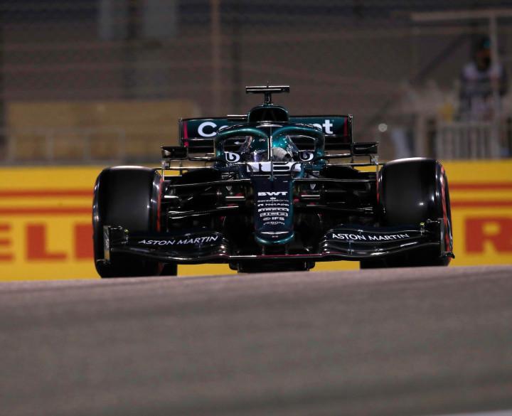 Lance 2021 Bahrain GP Saturday