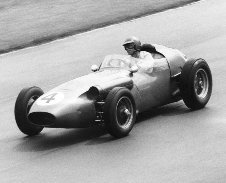 DBR4 Salvadori British GP 1959