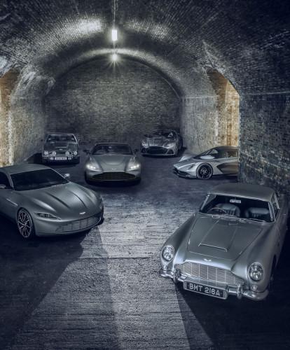 The underground lair