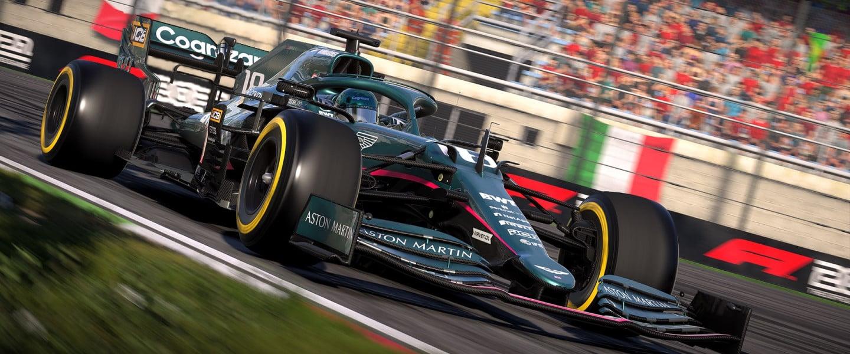 F1 Esports Game - Lance Stroll