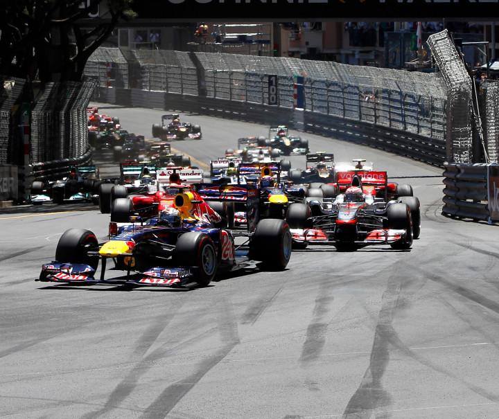 Sebastian Monaco Grand Prix 2011