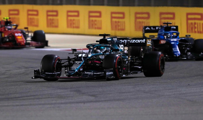 Lance 2021 Bahrain GP Sunday