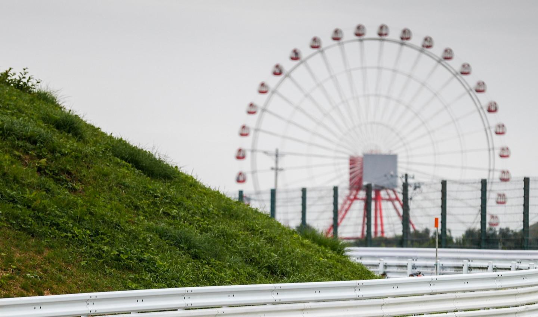 2021 Japanese GP scenic