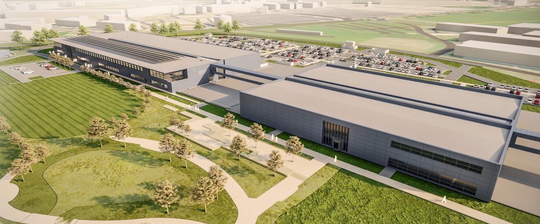 Aston Martin Cognizant Formula One™ Team factory