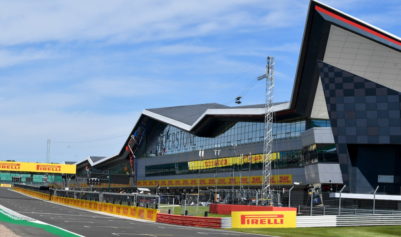2021 British GP scenic