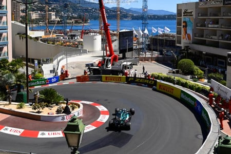The slowest corner on the 2021 calendar: The Grand Hotel hairpin