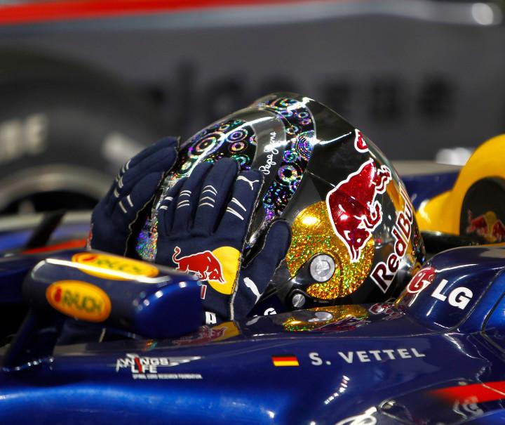 Sebastian 2010 Abu Dhabi Grand Prix