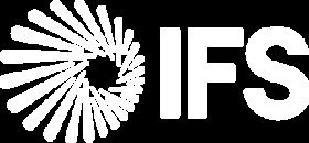 IFS Logo White