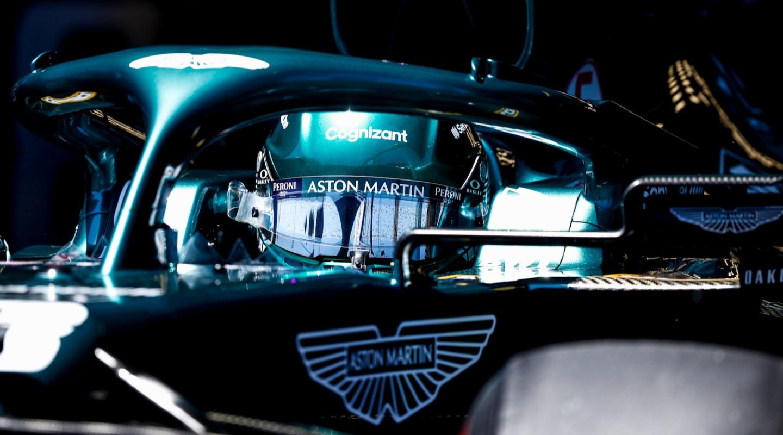 2021 Azerbaijan Grand Prix qualifying