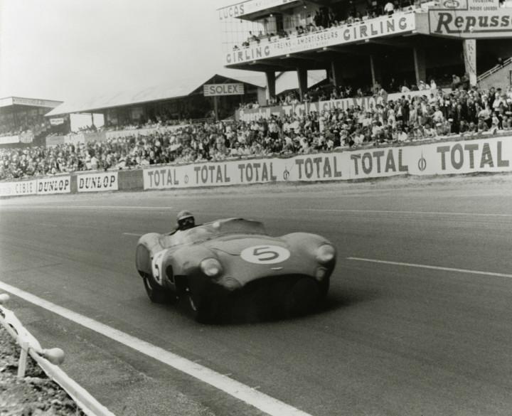 Le Mans 1959 victory