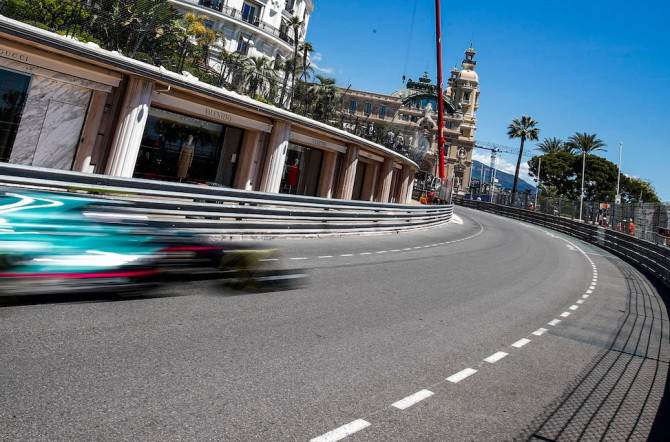 At speed through Beau Rivage and Massenet in practice