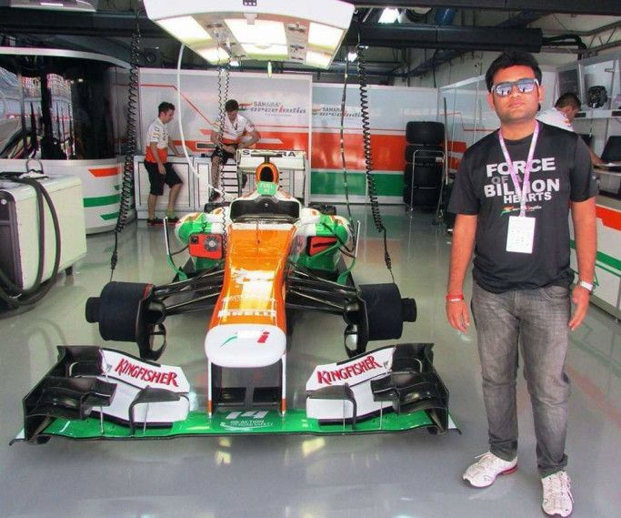 #IAMF1 Stories - Ankur