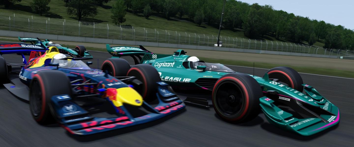 Aston Martin Cognizant Esports Team takes on Red Bull