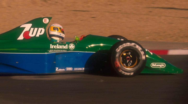 Jordan made its Formula One debut in 1991's United States Grand Prix