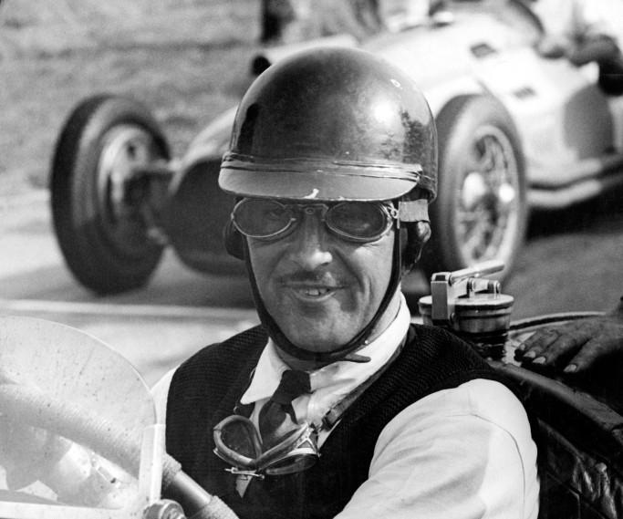 Jock Horsfall Silverstone 1949