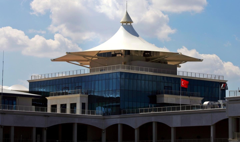 Turkey GP scenic