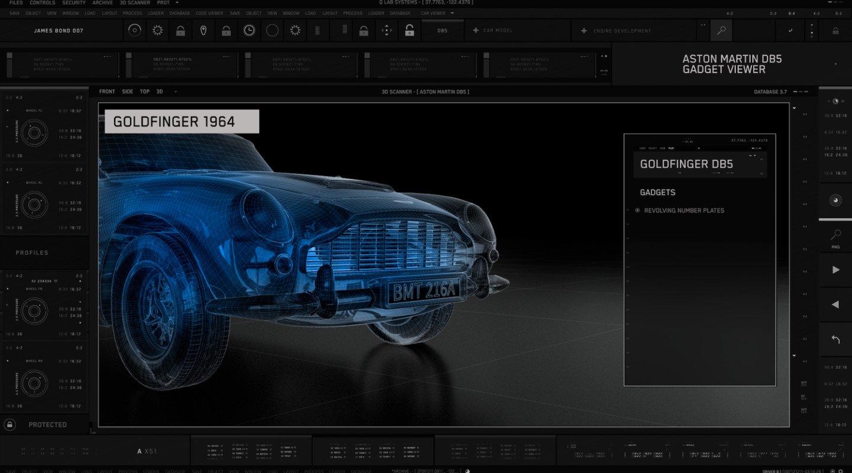 DB5 blueprints