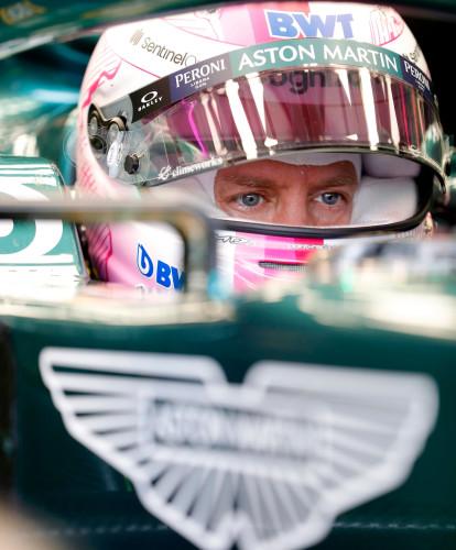 Sebastian Vettel Imola