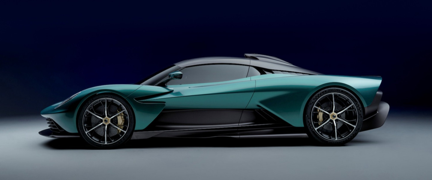 The Aston Martin Valhalla takes inspiration from the Valkyrie
